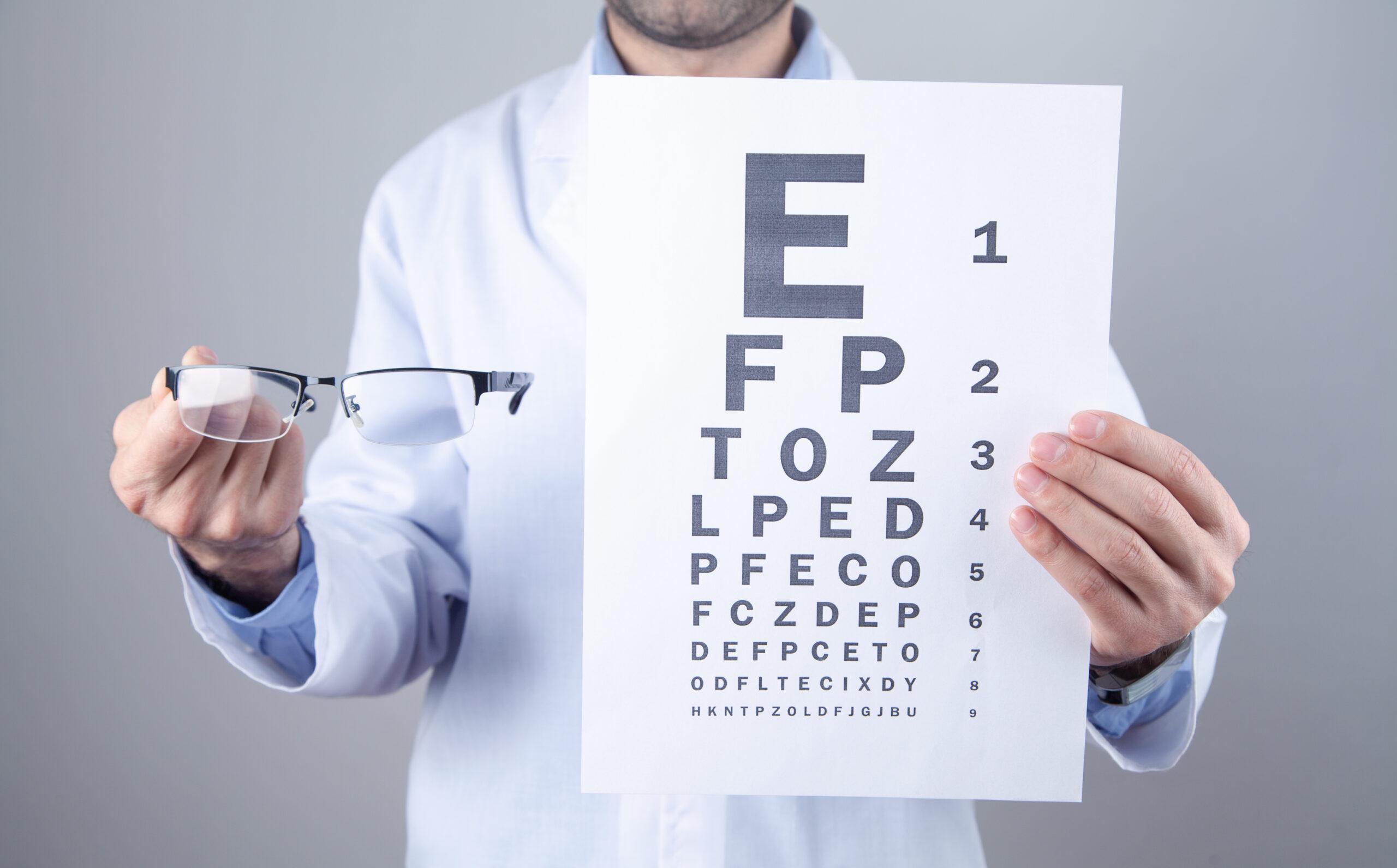 Someterse a una revisión de la vista anual permite detectar a tiempo problemas de la visión